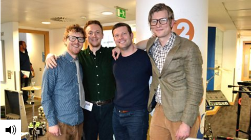Public Service Broadcasting on Radio 2