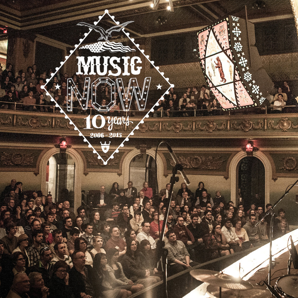 MusicNOW: 10 Years Compilation of the Week