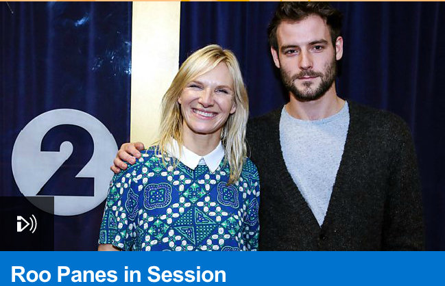 Roo Panes Live in Session for BBC Radio 2 Jo Whiley