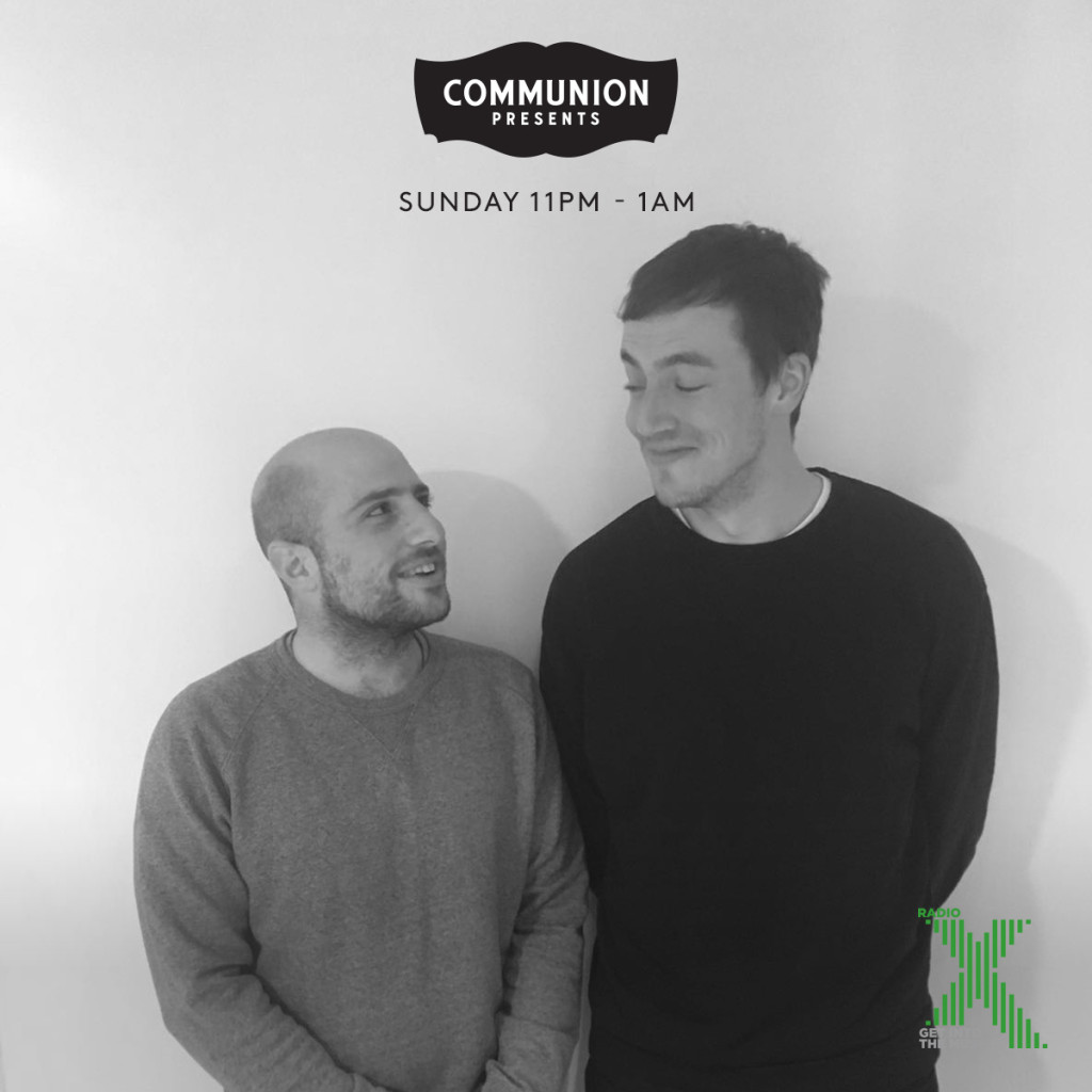 Charlie Cunningham was on Radio X with Maz Tappuni