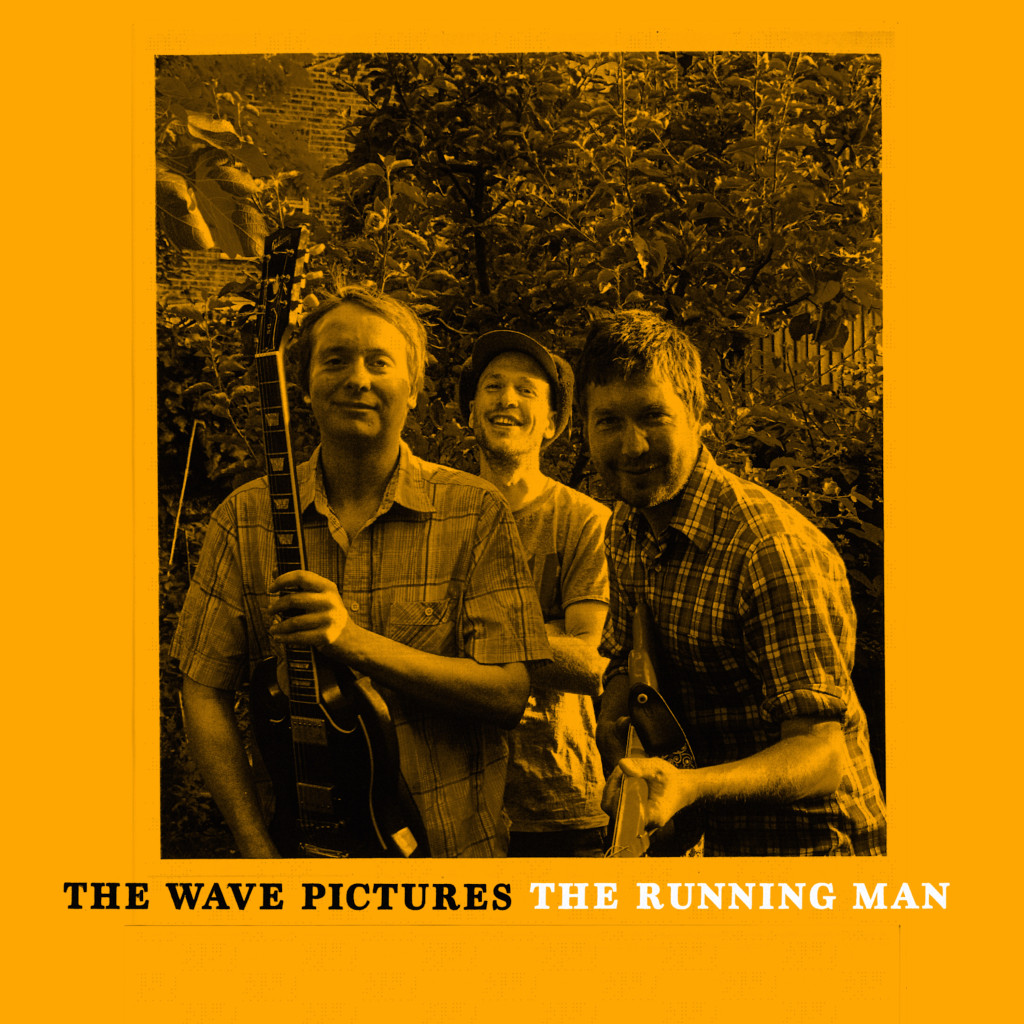 The Wave Pictures The Running Man Best of Sessions