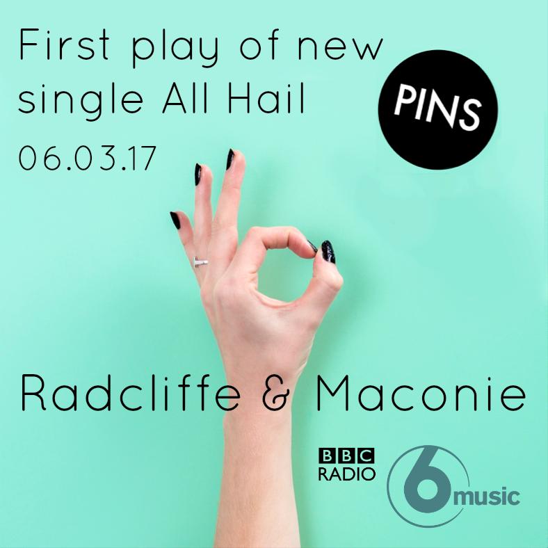 PINS Radcliffe & Maconie premiere