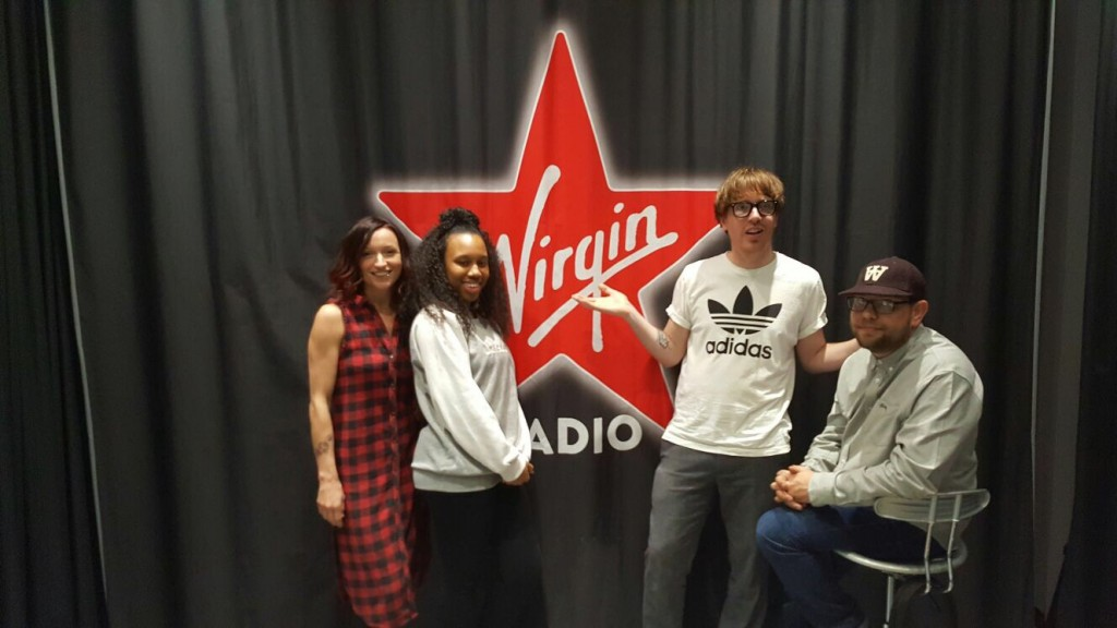 Ginger Snaps Virgin Radio Session