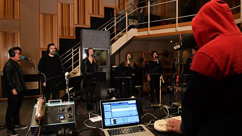 Raf Rundell BBC Monki Maida Vale Session