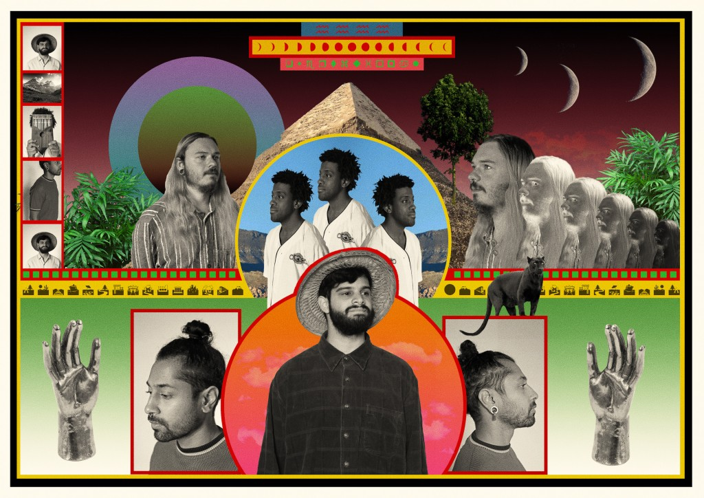 Flamingods are John Kennedy's X-Posure Big One this week on Radio X
