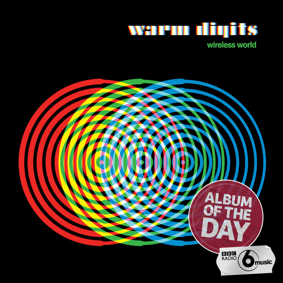 Warm Digits 6 Music Album of the Day