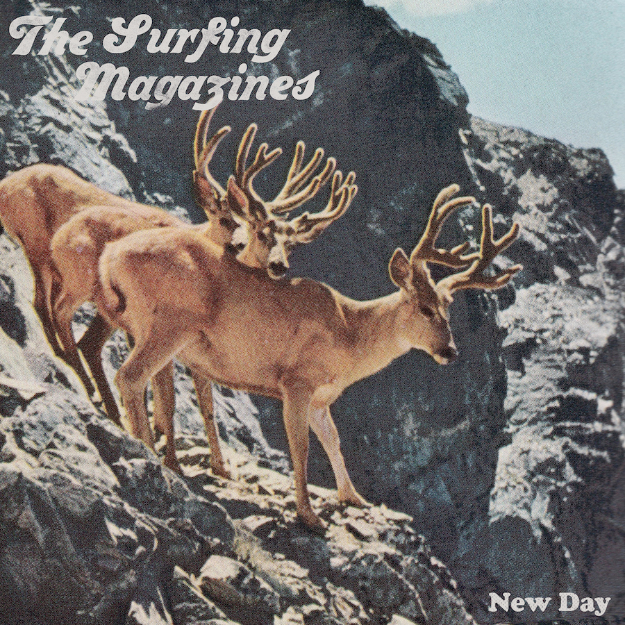 The Surfing Magazines New Day Added to 6 Music Playlist