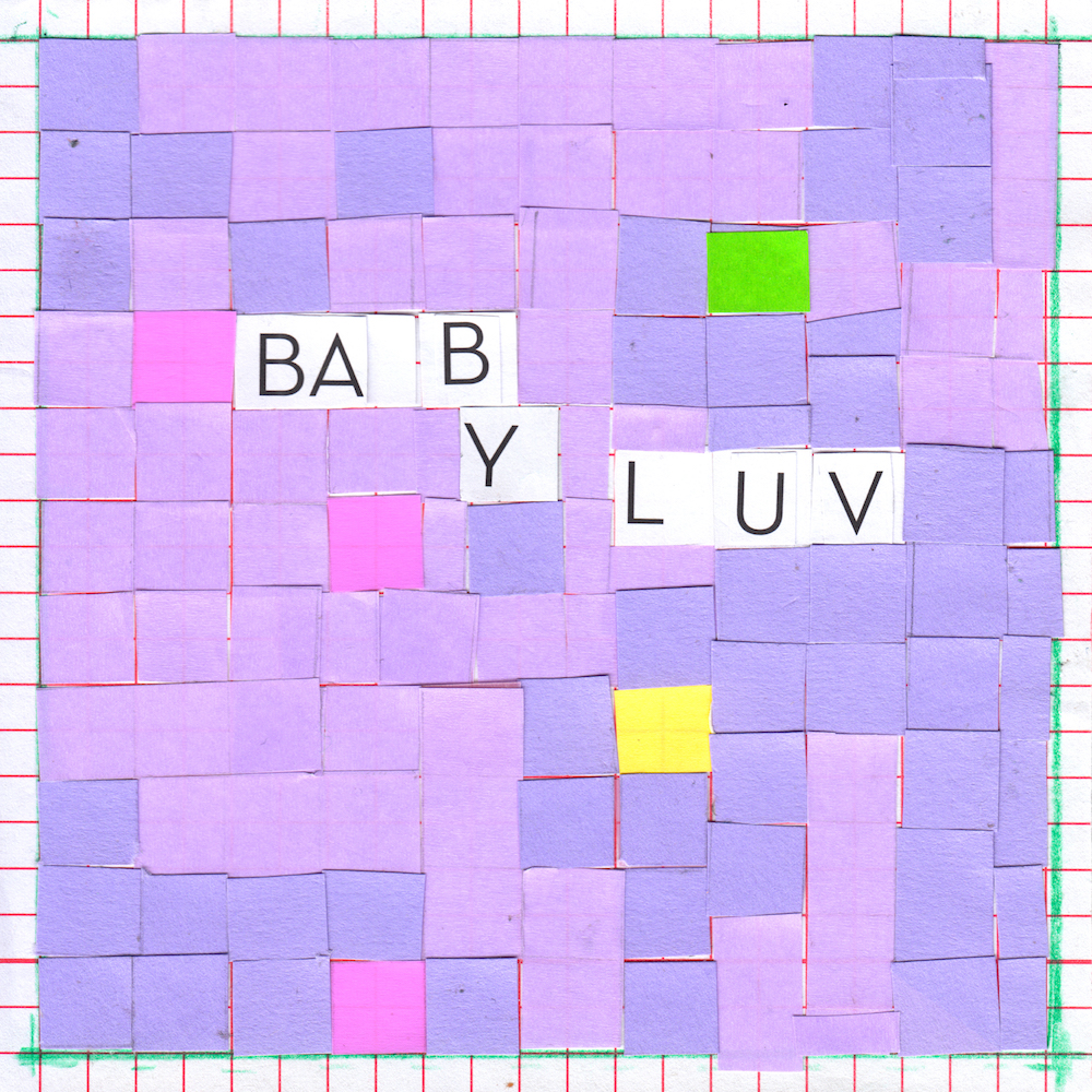Nilüfer Yanya Baby Luv Cover Art copy