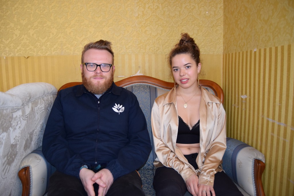 Nilüfer Yanya and Huw Stephens at Reeperbahn Festival 21.09.2017