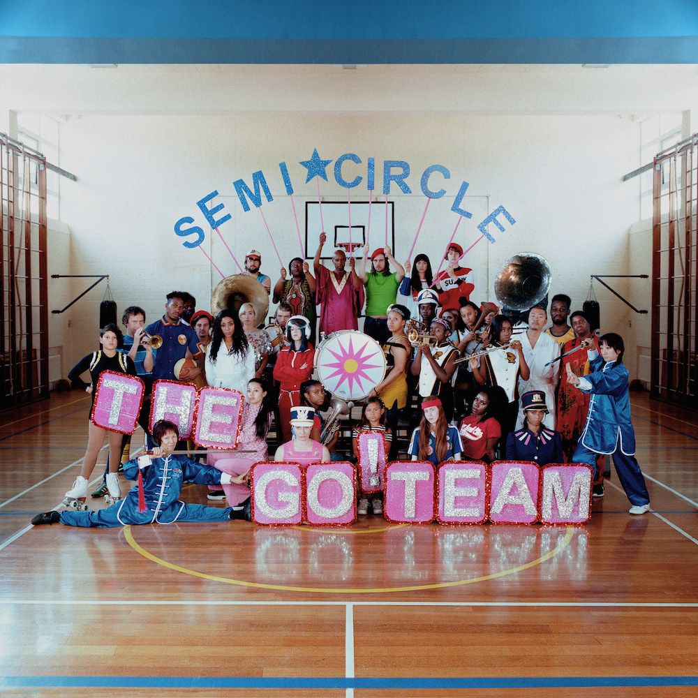 The Go! Team Semicircle Song