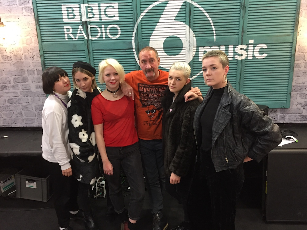 PINS in session for Marc Riley