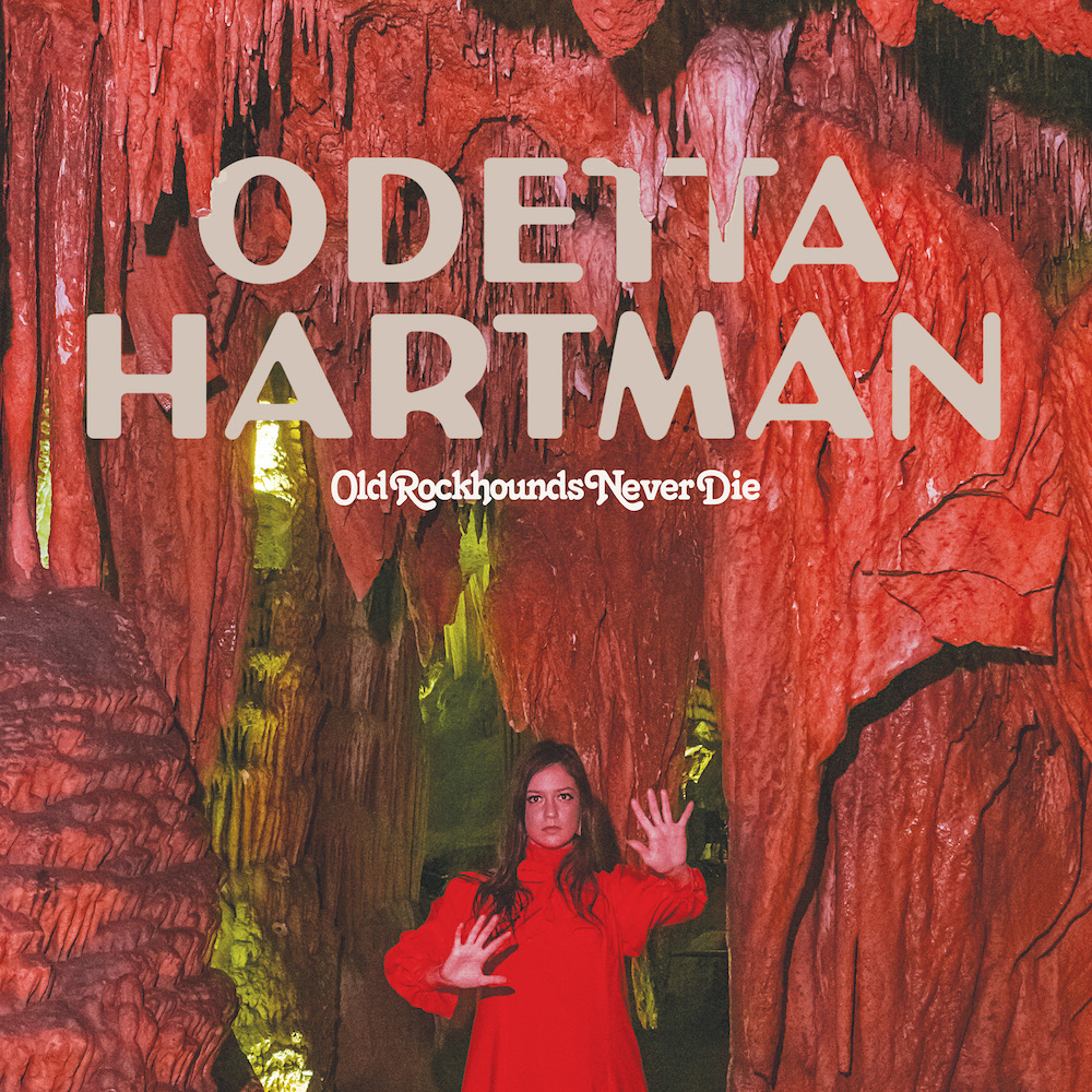 Odetta Hartman 'Old Rockhounds' Artwork small