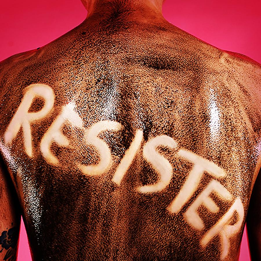 She Drew The Gun 'Resister' Artwork